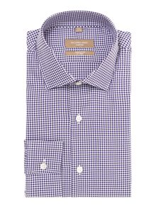 Richard James Mayfair Austin gingham shirt