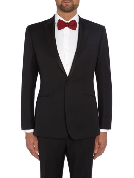 Richard James Mayfair Contemp Hopsack SB1 Dress Jacket