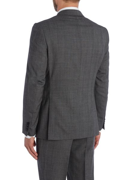 Richard James Mayfair Contemporary Large Check Suit Jacket