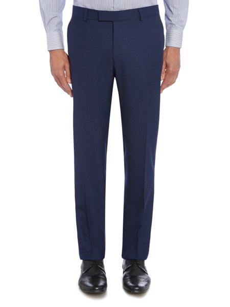 Richard James Mayfair Contemp Flannel FF Trousers