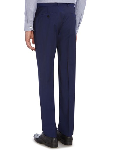 Richard James Mayfair Contemp Mohair FF Trousers