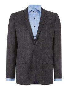 Herringbone Check Jacket