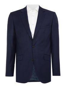 Simon Carter Sharkskin Peak Jacket