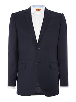 Tailored Twill Single Breasted Jacket