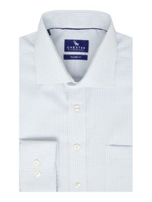 Chester Barrie LS Tattersall Carlton Shirt SC