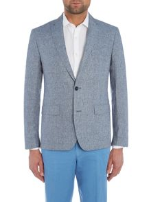 Richard James Mayfair Speckled Linen Sb2 Jacket
