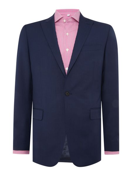 Richard James Mayfair Tonal Pow Check Sb1 Jacket