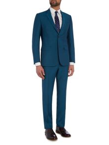 Richard James Mayfair Sharkskin Sb2 Ff Suit