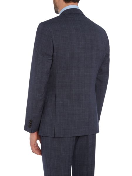 Richard James Mayfair Mouline Check Sb2 Ff Suit
