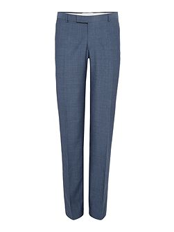Two Tone Flat Front Trouser