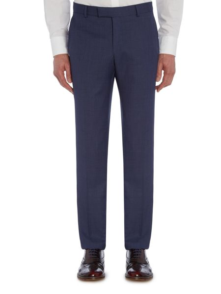 Richard James Mayfair Birdseye Ff Trouser