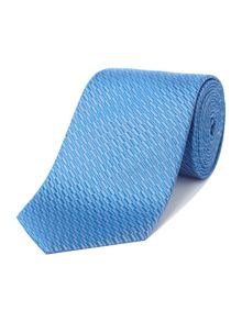 Richard James Mayfair Rectangular Semi Plain Pillar Tie