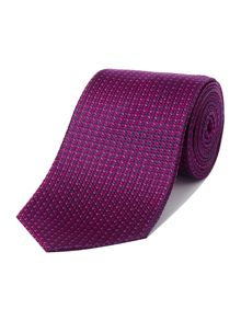 Richard James Mayfair Micro Squares Two Time Tie