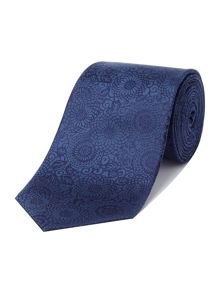 Richard James Mayfair Mosaque Floral Tie