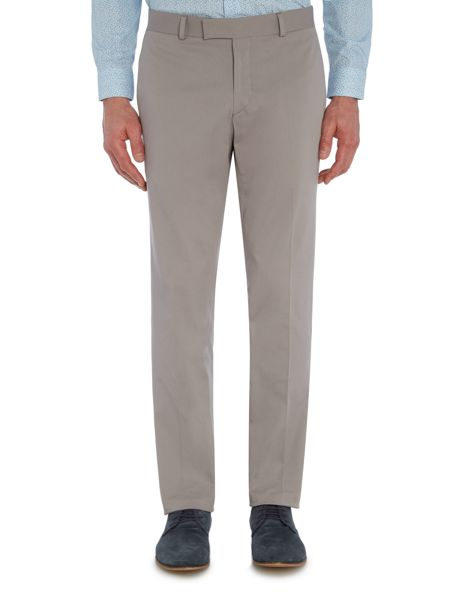 Richard James Mayfair Stretch Twill Ff Trouser