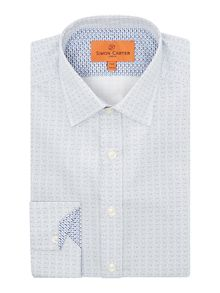 Simon Carter Paisley Dot Shot Shirt