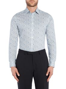 Simon Carter Liberty Tiny Flower Shirt