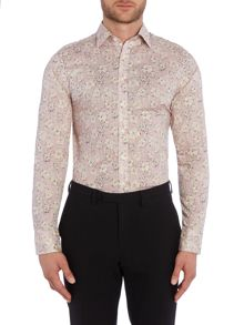 Simon Carter Line Flower Liberty Shirt