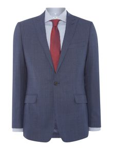 Richard James Mayfair Prince Of Wales Check Suit Jacket