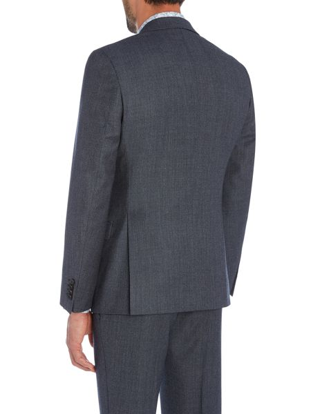 Richard James Mayfair Melange Birdseye Suit Jacket