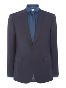 Richard James Mayfair Navy Fine Stripe Suit
