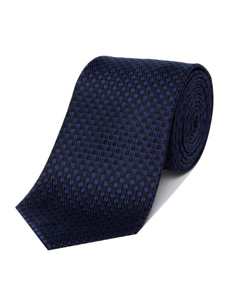 Richard James Mayfair Silk Circles Tie