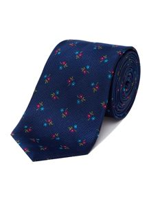 Richard James Mayfair Ditsy Silk Tie