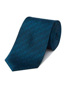 Richard James Mayfair Teal Techy Silk Tie