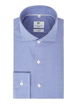 Mini Gingham Slim Fit Shirt
