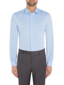 Richard James Mayfair Diamond Dobby Slim Fit Shirt