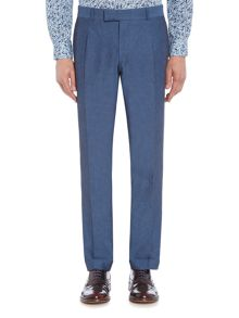 Richard James Mayfair Slubby Linen Slim Trouser
