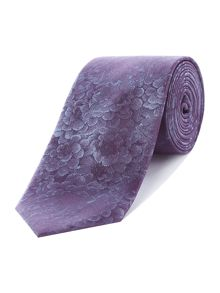 Richard James Mayfair Photo Flower Silk Tie