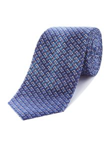 Richard James Mayfair Dobby Silk Tie