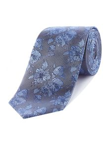 Richard James Mayfair Flower Garden Silk Tie