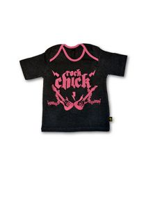Baby Girls Rock Chick T-Shirt