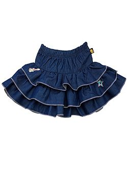 Baby Girls Denim Rara Skirt