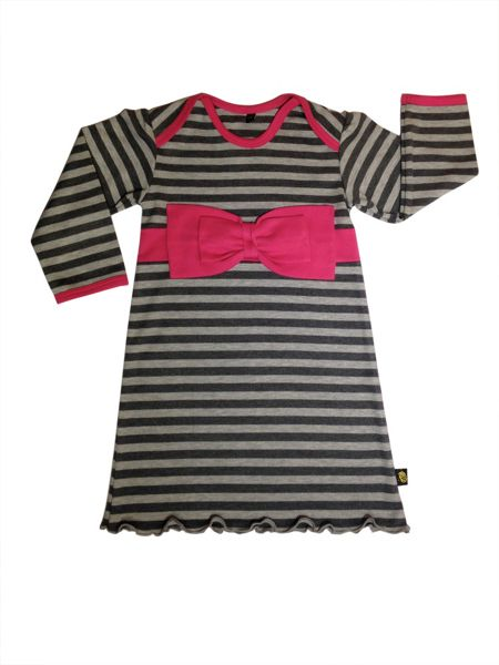 Rockabye Baby Baby Girls Bow Dress