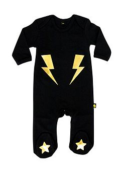 Babies Lightening Sleepsuit