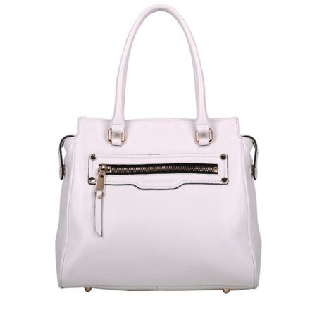 Smith & Canova Twin handle shoulder bag