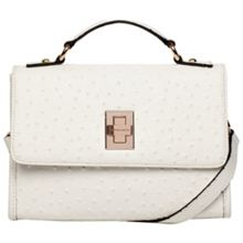 Flap over cross body bag