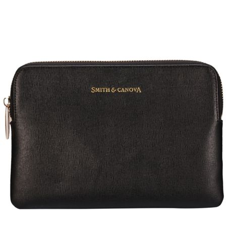 Smith & Canova Leather zip top kindle cover
