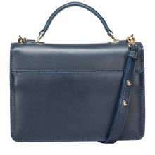 Smith & Canova Dahl corner stud flap over cross body bag