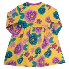 Baby girls country floral dress