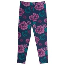 Girls country floral leggings