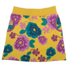 Girls country floral skirt