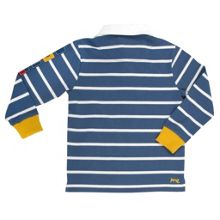 Kite Boys nautical rugby shirt