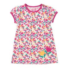 Baby girls tulip a-line dress