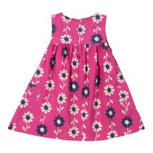 Baby girls potato print dress