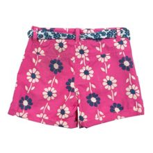 Girls potato print shorts
