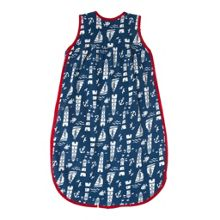 Baby boys lighthouse sleeping bag